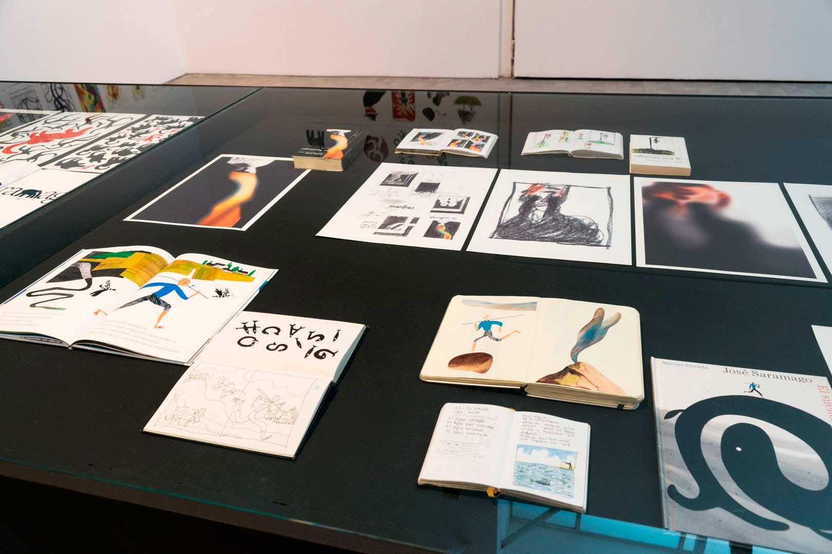 Diseñador-Manuel-Estrada--Ilustraciones-para-libros