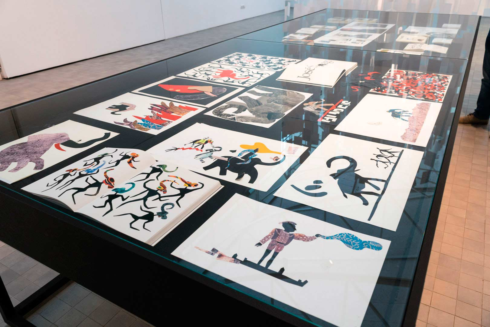 Diseñador-Manuel-Estrada--Ilustraciones-para-obra-de-Jose-Saramago
