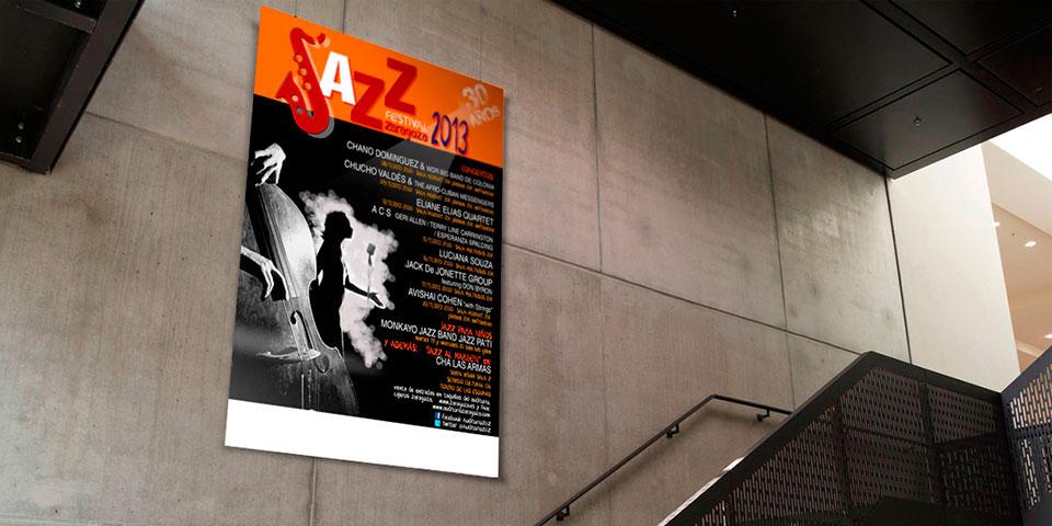 Diseñador Gráfico Zaragoza cartel