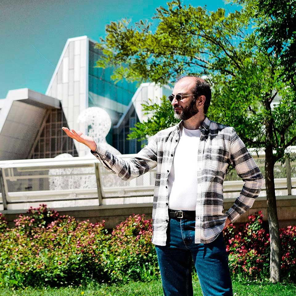 Diseñador Gráfico en Zaragoza Julián Mirallas