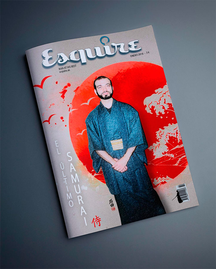 Diseño Editorial Zaragoza portada de revista