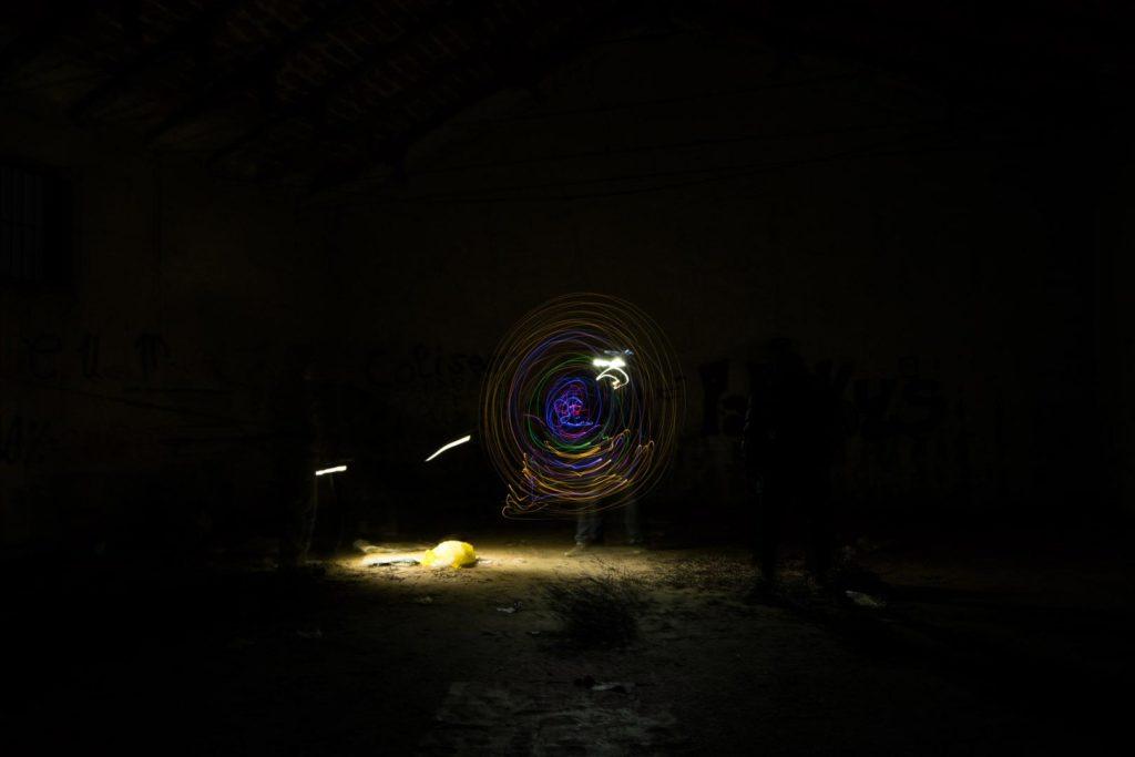 Fotografia Nocturna Lightpainting