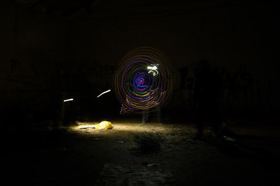 Fotografia para Redes Sociales-artistica-Lightpainting