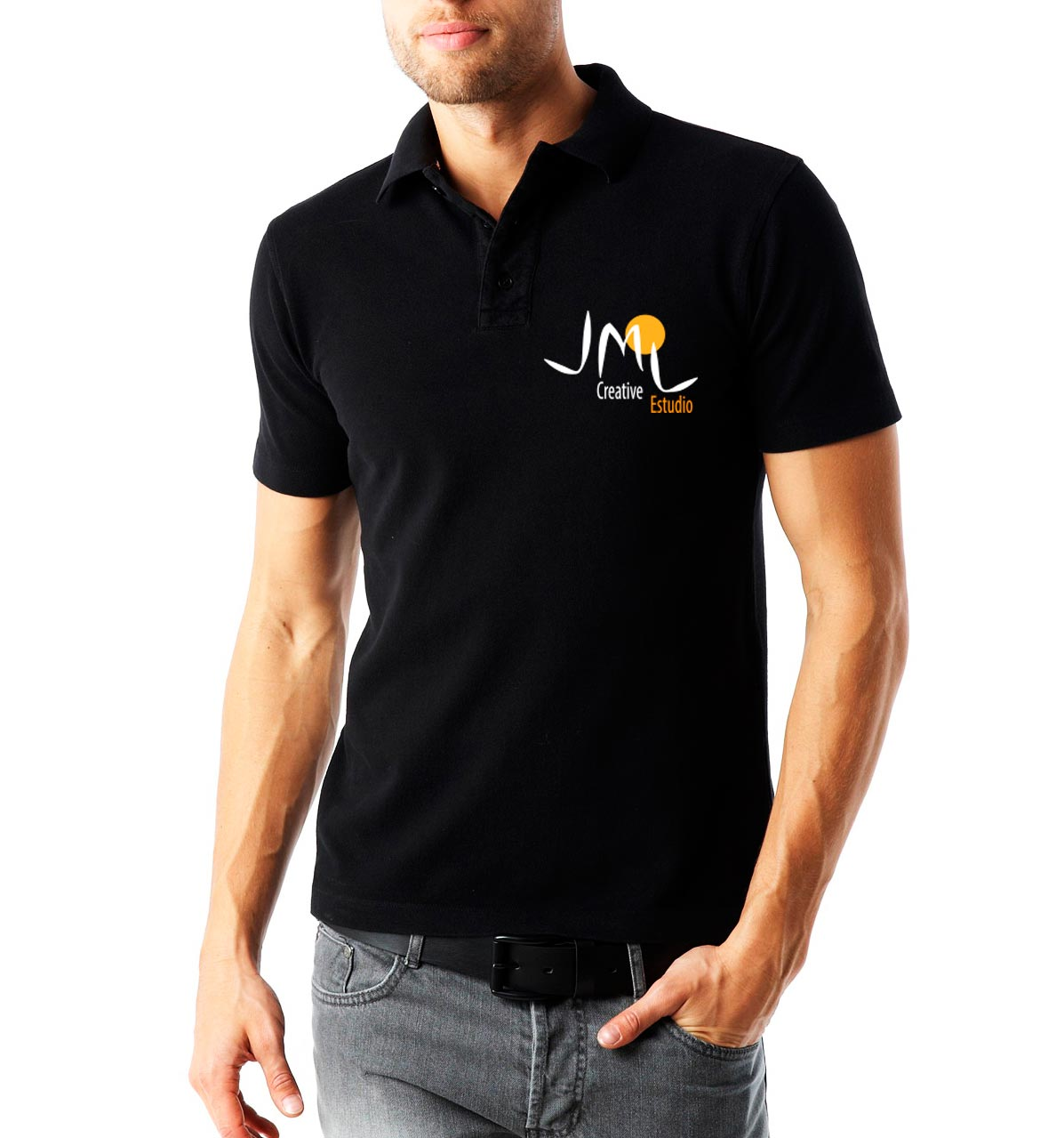 Identidad Corporativa JML Creative Estudio-Ropa Corporativa