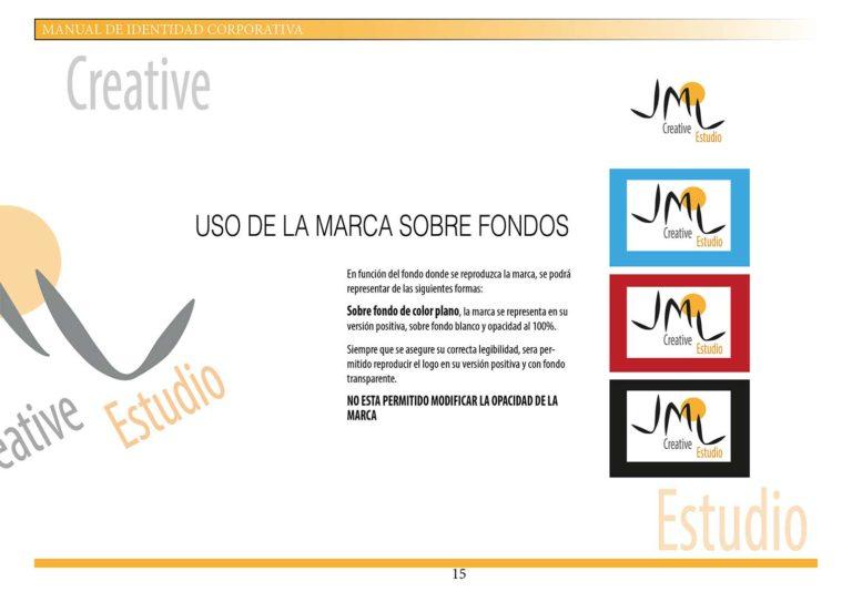 Branding-Integral-parte-2-Manual-de-Identidad-Logo-sobre-fondos-de-color