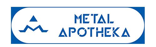 Disenador-grafico-logo-METAL-APOTHEKA
