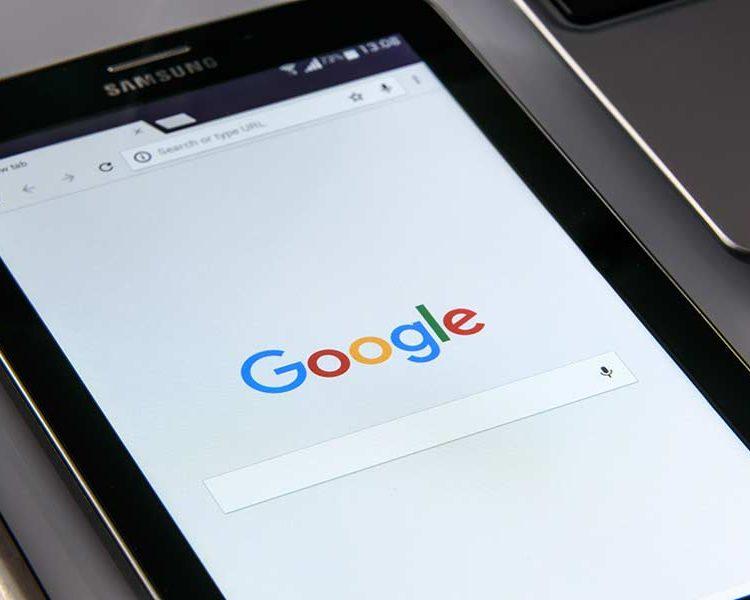 Diseño Páginas Web-Integración en Google