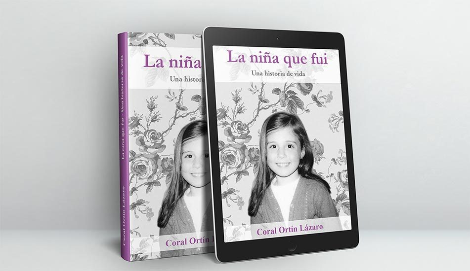 Libro + ebook para Amazon-La niña que fui-