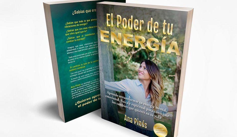 Portfolio-Diseño Editorial-Libro y ebook-El Poder de tu Energia