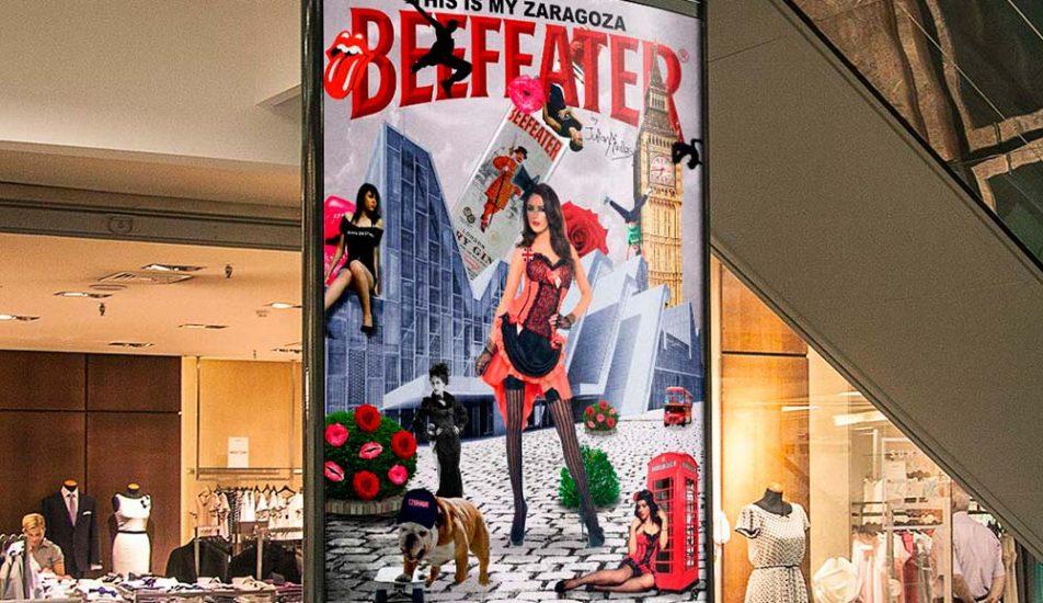 Portfolio Diseño Grafico Publicitario-anuncio Beefeater