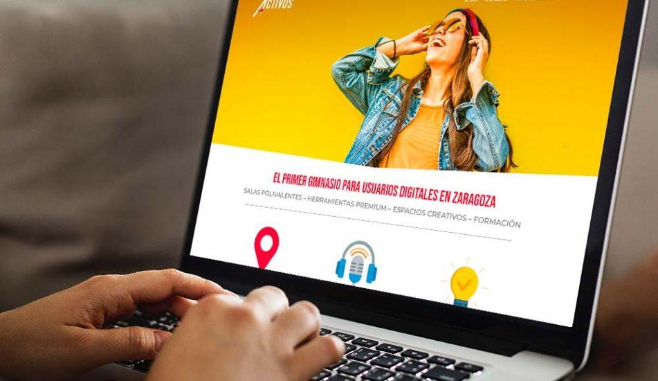 Portfolio-Diseño Web-ACTIVUS TALENTO